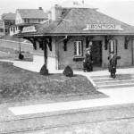 Rosemont Station, c. 1915