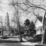 West Cedar Street, c. 1992