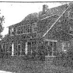 16 West Rosemont Avenue, 1920