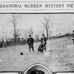Schultz Murder Scene, c. 1909