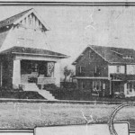 Slaymaker and Kemper Houses, c. 1910