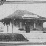 Rosemont Station, c. 1910