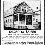 Washington Star Ad - April 30, 1921