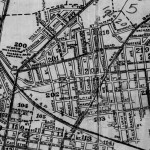 1940 Census District Map Excerpt