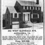 Washington Star Ad - June 2, 1951