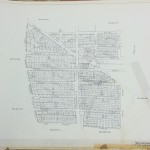 1958 Real Estate Assessment Map 209