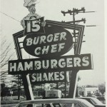Burger Chef, 706 Mount Vernon Avenue - 1965 GW High Compass