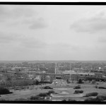 View from the Masonic Memorial, c. 1980