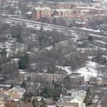 Rosemont - aerial view, 2010