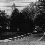 Russell Road and West Rosemont Avenue, 1984
