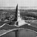 Rosemont and the George Washington Masonic National Memorial, 1932