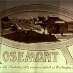 Rosemont Development Company pamphlet, c. 1913