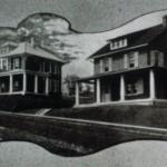 Houses on Cedar Street, c. 1912