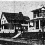 Unit block of West Rosemont Avenue, 1911