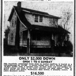 Washington Star Ad - April 29, 1950