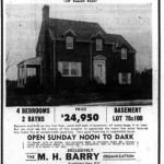 Washington Star Ad - March 7, 1953