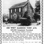 Washington Star Ad - May 21, 1955