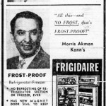 Washington Star Ad - July 3, 1960
