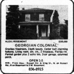 Washington Star Ad - May 15, 1977