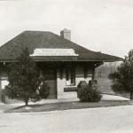 Rosemont Station, c. 1922