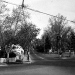 Intersection of Russell Road and Braddock Road, 1959