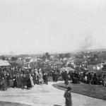 Rosemont and the George Washington Masonic National Memorial's dedication ceremony, 1923