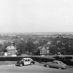 Rosemont from the George Washington Masonic National Memorial, c. 1945