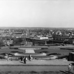 View from the Masonic Memorial, c. 1950