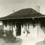 Rosemont Station, c. 1920